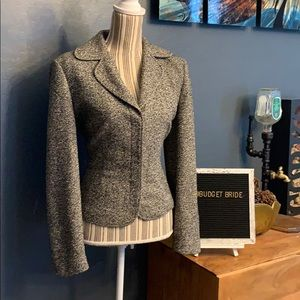 Ann Taylor wool blazer